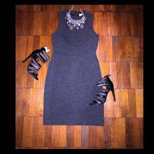 Ann Taylor LOFT High Neck Dress